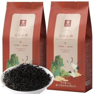 武夷山正山红茶小种茶叶 新茶浓香型奶茶专用散装共300g