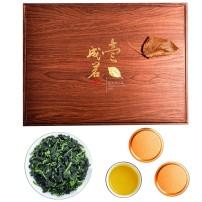 春茶2020新茶安溪铁观音茶叶浓香型乌龙茶商务礼盒装