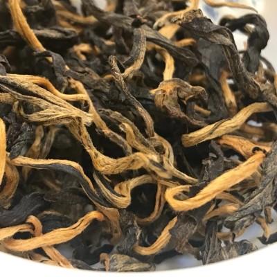 云南古树大叶茶,滇红红茶500g