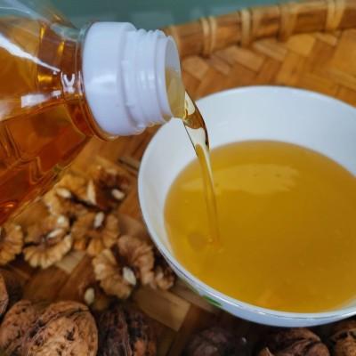 2020年永德核桃油绿色生态有机油1公斤/瓶 100元/瓶包邮