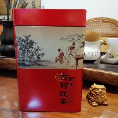 云南野生古树红茶