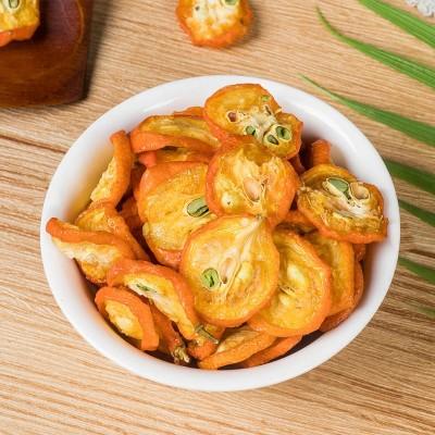 金桔干500g金桔泡茶新鲜散装零食蜜饯金桔片金橘干泡水