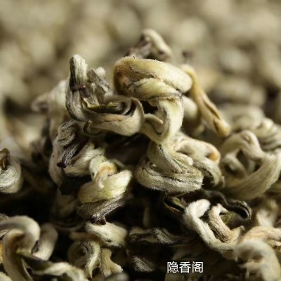【珍品雪螺】2020春季顶级云南高山小乔木生态绿茶