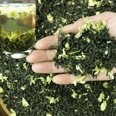 500克浓香型茉莉花茶2020新茶散装称重四川茉莉花茶叶花毛峰包邮
