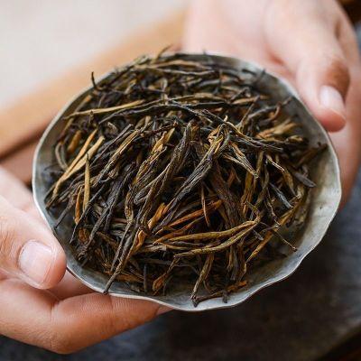滇红茶 古树松针滇红茶 2020年春茶云南古树功夫红茶凤庆红茶500g