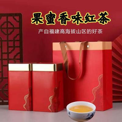 红茶果蜜香红茶福建高山红茶批发口粮茶多种包装