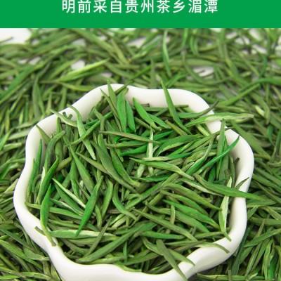 绿茶2020新茶雀舌特级茶叶散装正宗竹叶茶嫩芽翠芽