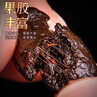茶化石碎银子糯香碎银子熟茶糯香碎银子茶普洱茶熟茶糯香500g