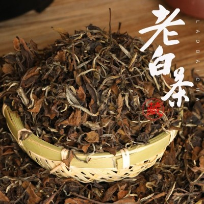 福鼎白茶2010年野生散茶枣香 特级陈年白牡丹寿眉贡眉250g太姥山茶