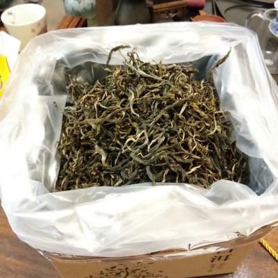 邦东大树生茶自有茶园农家手工茶可批发