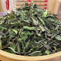福鼎白茶2020年高山早春兰花香贡眉贡眉日晒花香新茶散茶500克