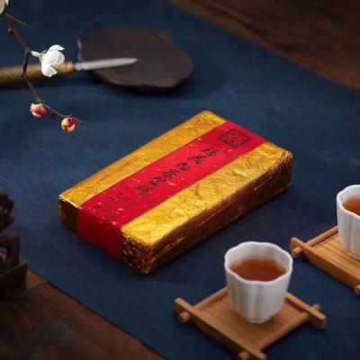 2009年福鼎白茶贡眉白茶茶砖药枣香浓郁高山日晒老白茶500g包邮