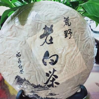 福鼎白茶357克一饼