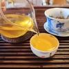 2020年普洱生茶】景迈明前头春古树茶.3斤/箱.茶汤透亮带兰花香