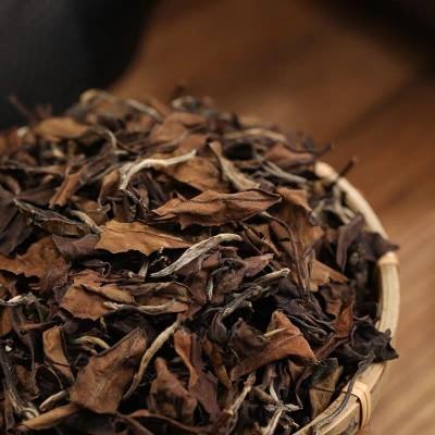 送礼佳品 十年老白茶礼盒装 福鼎白茶 老白茶