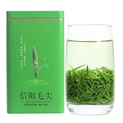 绿茶信阳毛尖2020新茶 雨前春茶散装茶叶250g茶浓香型