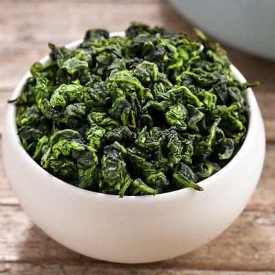 2020年新茶绿茶叶浓香型铁观音散装乌龙茶兰花香铁观音盒装500克
