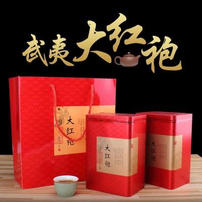 500克武夷山浓香大红袍礼盒装