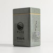 野谷云雾新茶绿茶金寨高山毛峰春茶雨前特级安徽茶200克罐装清香耐泡。