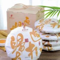 2014年高传白茶公司系列之返朴贡眉【一提5饼】