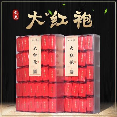 武夷山正岩大红袍茶 碳焙浓香 回甘可口 口齿留香PVC一斤口粮茶叶