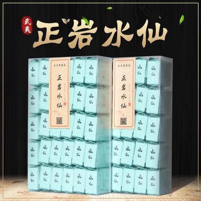 武夷山正岩花香水仙茶叶中足火小泡袋PVC500g