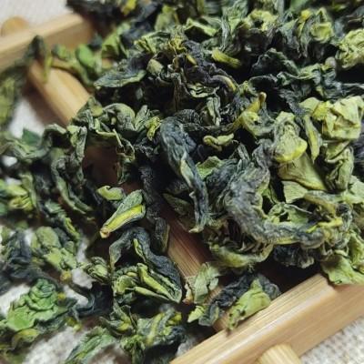 2021新茶传统正味兰花香铁观音花香浓郁