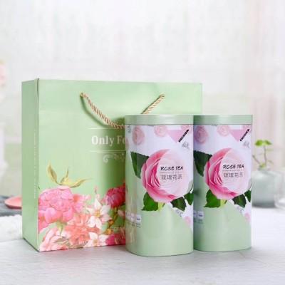 无防腐剂玫瑰花茶精选花蕾