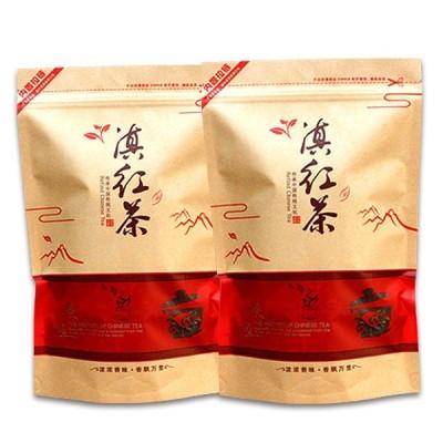 金丝滇红茶 云南凤庆野生古树春茶 功夫红茶 买一斤送半斤共750克