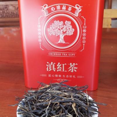 云南红茶凤庆滇红早春古树红茶经典58红茶松针500克装送筒特价一级