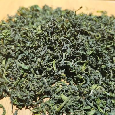 崂山绿茶 雨前春茶 超嫩大芽头