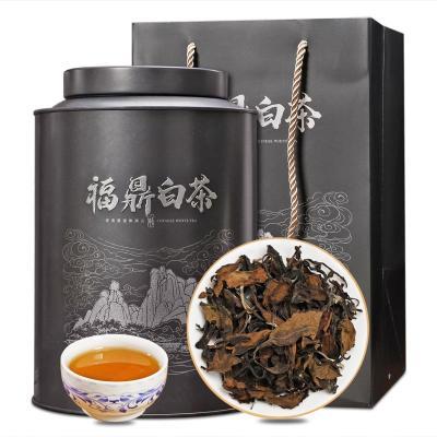 福鼎白茶寿眉10年陈茶老白茶散装250克枣香药香白老白茶