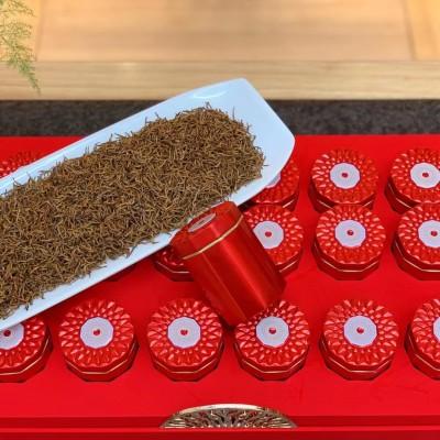 薯香金骏眉,特级芽中芽,全黄芽!冬季最受欢迎的红茶,一套半斤