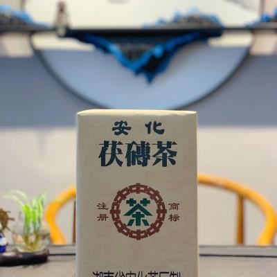 安化黑茶,1991茯砖,1000克1砖 砖面上金花丰富茂盛,菌花香味浓