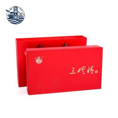 宜昌红茶宜红三峡情礼盒装