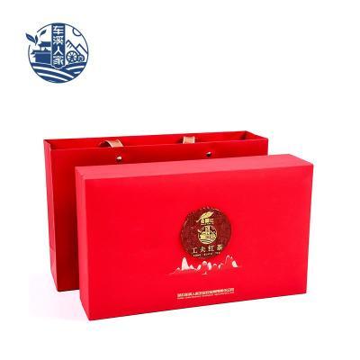 宜昌红茶宜红山语礼盒装