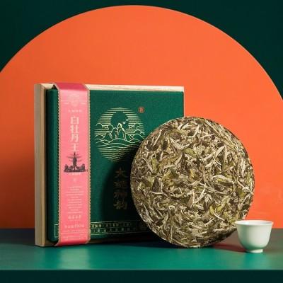 福鼎白茶白牡丹王茶饼正宗2020新茶 福建特级茶叶原料150g
