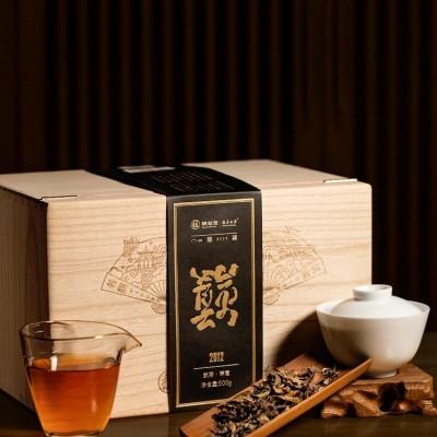 福鼎白茶寿眉老白茶 2012年太姥高山茶叶散茶500g巅馥礼盒