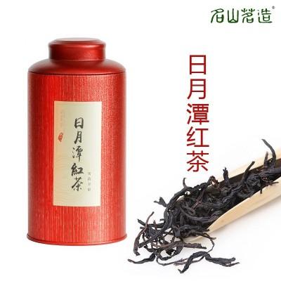 台湾日月潭红茶75g 重发酵蜜香型 红润醇甜 台湾红茶叶