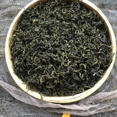正宗日照绿茶秋茶芽二高山云雾白露茶板栗清香型茶农自产自销500g