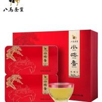 八马茶叶 安溪铁观音浓香型特级乌龙茶 小浓香1号礼盒装250克