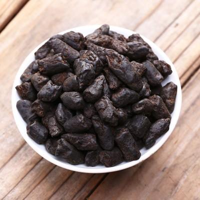 碎银子熟茶糯香特级茶化石糯米香普洱茶叶原味送礼盒罐装500g