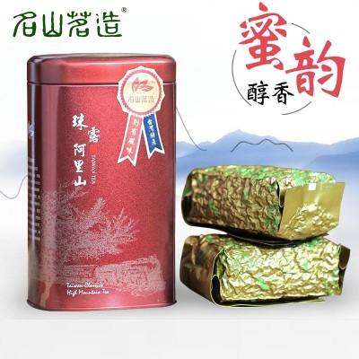台湾石棹珠露茶300g醇香阿里山珠露茶台湾阿里山高山茶叶