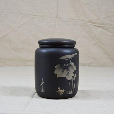 云南建水紫陶 名家大师 纯手工 茶具 台面醒茶罐 全国包邮