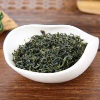 浓香崂山绿茶袋装2021新茶豆香特级茶叶正宗山东青岛特产罐装500g