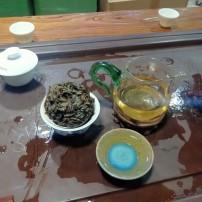 铁观音排毒养颜,排油解暑是一款很好的保健茶。