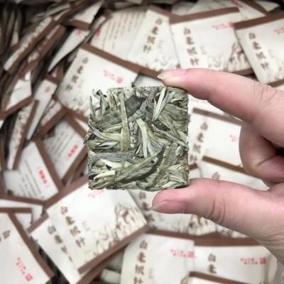 特级白毫银针饼干茶500g包邮