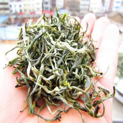 云南绿茶新茶云南银丝型毛尖春尖茶叶清香型毛峰茶500克包邮