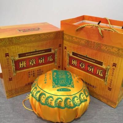 2000克/盒,班章金贡瓜,普洱生茶 古树纯料