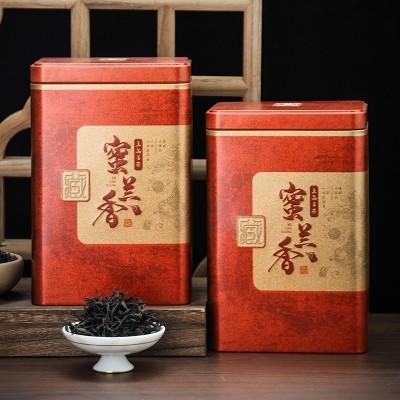 凤凰单丛茶【灿业茶行】潮州单枞茶特级春茶蜜兰香浓香型高山乌龙茶500g